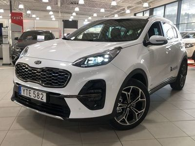 brugt Kia Sportage 1.6 T-GDi DCT-7 AWD GT-Line *DEMO*
