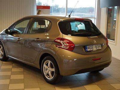 begagnad Peugeot 208 1.4 e-HDi 5dr ACTIVE