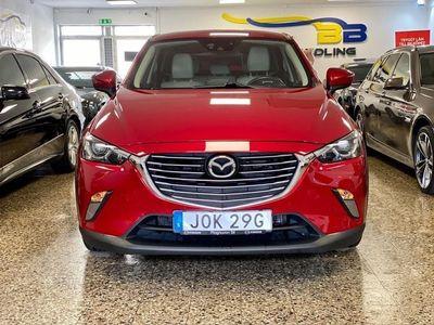 begagnad Mazda CX-3 2.0 SKYACTIV-G AWD Automat Euro 6 150hk