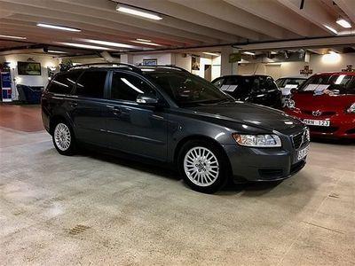 begagnad Volvo V50 1,6D/DRIVE/ACC/DRAG/R-fritt