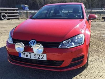 begagnad VW Golf VII 1.6 TDI BlueMotion 5dr 4Motion (110hk)