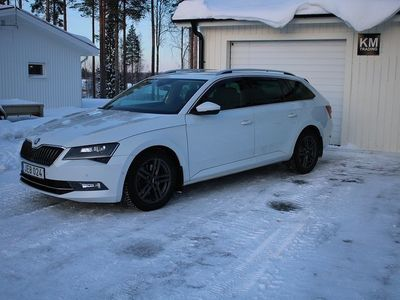 second-hand Skoda Superb Kombi 2.0 TDI 4x4 DSG L&K 190hk