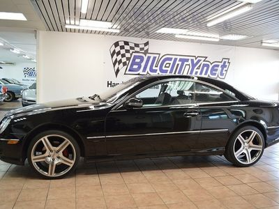 usata Mercedes CL500 5G-Tronic 306hk