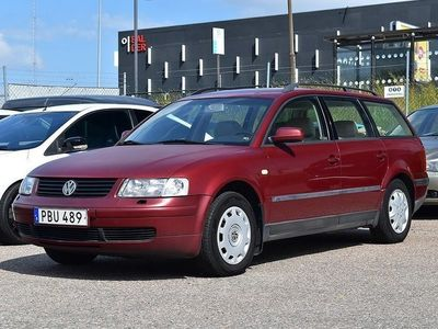 gebraucht VW Passat Variant 1.9 TDI 115hk Dragkrok
