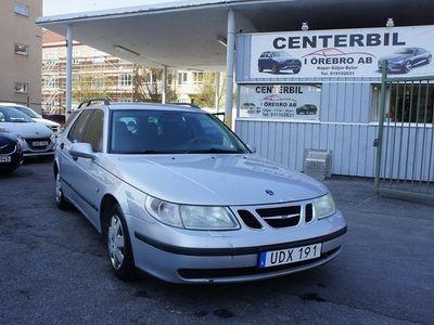 begagnad Saab 9-5 SportCombi 2.3 T Linear 185hk
