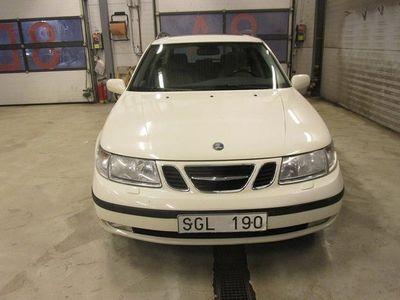 begagnad Saab 9-5 2.0t SportCombi (150hk)