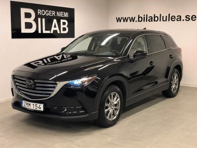 brugt Mazda CX-9 2.5 Optimum Aut 7-sits 250hk *Byte/Finans*