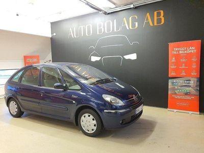 begagnad Citroën Xsara Picasso 1.6-DRAG-14300MIL-109HK