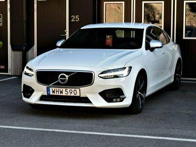 begagnad Volvo S90 D4 Geartronic R-Design Euro 6 190hk