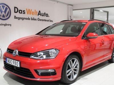 begagnad VW Golf Sportscombi Tsi 150 GT