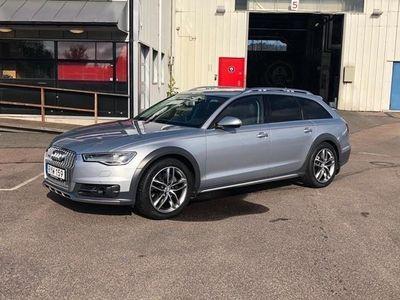 begagnad Audi A6 Allroad quattro 3.0 TDI V6 clean