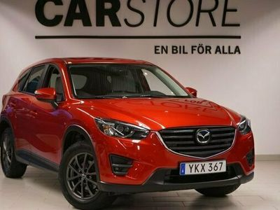 begagnad Mazda CX-5 2.5 AWD Optimum Läder Navi 2017, SUV Pris 219 900 kr