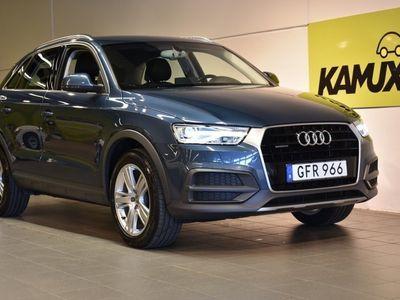 usata Audi Q3 2.0 TDI 184hk Q Sports ED Drag S&V-Hjul