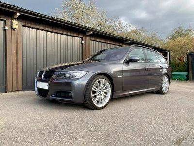 begagnad BMW 335 iA M-sport Lågmil