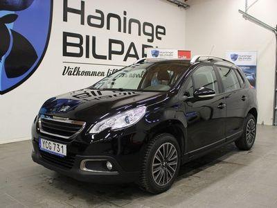 begagnad Peugeot 2008 1.2 e-THP Automat / Euro 6 / Panorama 110hk