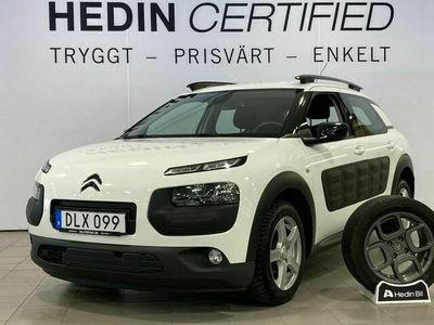 begagnad Citroën C4 Cactus 1.2 PureTech Vinterhjul