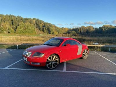 begagnad Audi TT