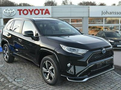 begagnad Toyota RAV4 Plug-in Hybrid Launch Edition JBL 306hk