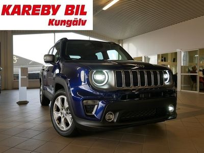 begagnad Jeep Renegade 1.3 T4 Limited FWD Automat
