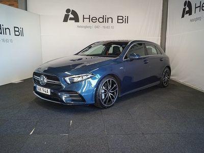 begagnad Mercedes A35 AMG A Benz4-Matic Panorama 2019, Halvkombi 419 900 kr