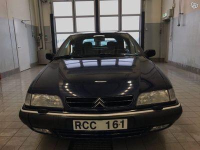 begagnad Citroën Xantia mörkblå -99