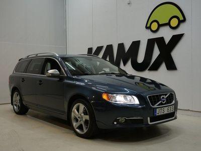 begagnad Volvo V70 D5 Manuell Summum 185hk