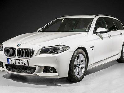 begagnad BMW 520 d xDrive Touring M Sport/ Loungepaket
