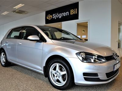 begagnad VW Golf 5-dörrar 1.2 TSI BlueMotion Style 105hk