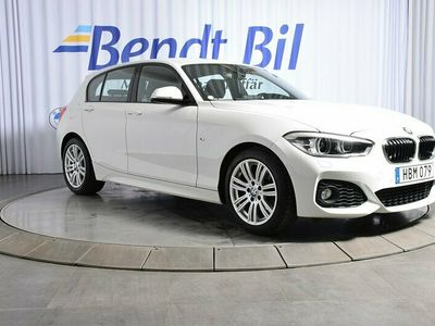 begagnad BMW 116 d 5dr/ M Sport / 116hk/ Låga mil/ En ägare