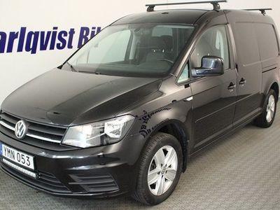 begagnad VW Caddy Maxi Life VW CADDY MAXI SKÅP TDI 2017, Personbil 175 000 kr