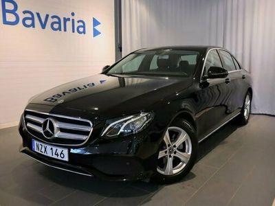 begagnad Mercedes E200 9G-Tronic Euro 6 150hk