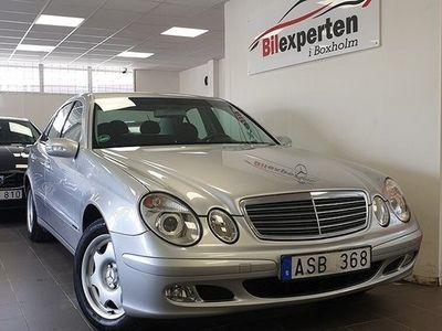 begagnad Mercedes E240 5G-Tronic 177hk 2Ägare