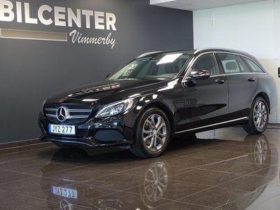 begagnad Mercedes C220 T d 4MATIC Euro 6 170hk