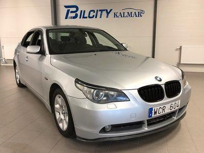 begagnad BMW 520 i Sedan 170hk*Svensksåld*Lågamil*