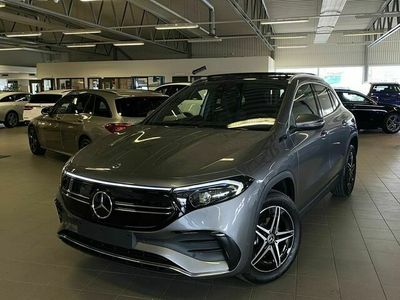 begagnad Mercedes 250 - Benz EQA  AMG LINE   PANORAMA   LAGERBIL