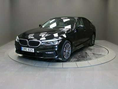 begagnad BMW 530 e iPerformance Sedan / Sport line / Innovation / HiFi