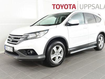 begagnad Honda CR-V 2,2 i-DTEC 4WD Lifestyle Robust pack (150hk) *Drag*