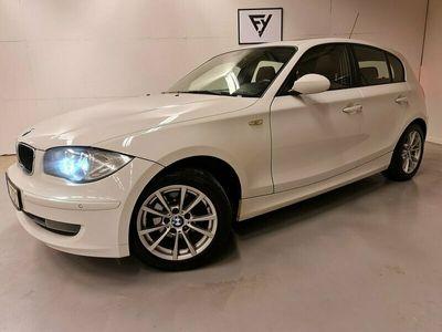 begagnad BMW 118 d 5-door Steptronic Advantage 143hk