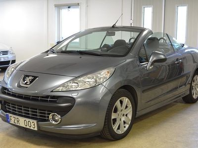begagnad Peugeot 207 CC 1.6 VTi Automat Sport 120hk -08