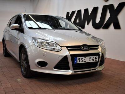 begagnad Ford Focus Kombi 2,0 TDCi | Automat | SoV-hjul