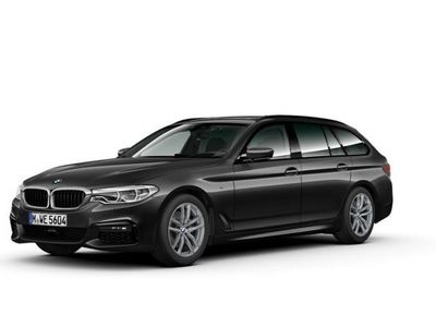 begagnad BMW 520 d xDrive Touring M Sport Innovation Ed Komfortstol Driving As