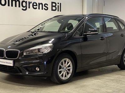 begagnad BMW 220 d xDrive AT Drag Backkamera 2015, Personbil 194 800 kr