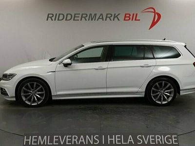 begagnad VW Passat 2.0 TDI BiTurbo Sportscombi 4MOTION (240hk) Executive