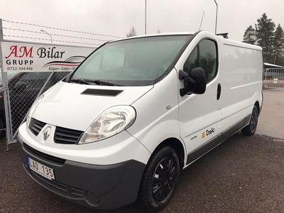 begagnad Renault Trafic Van 2.0 dCi 114hk