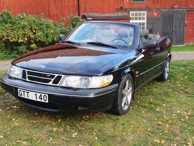 begagnad Saab 900 Cabriolet v6 -95