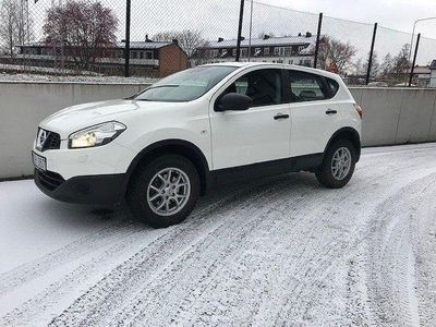 begagnad Nissan Qashqai 1,6 117hk
