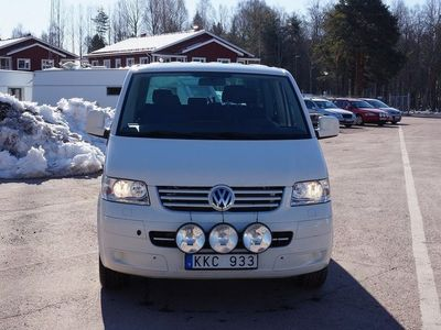 begagnad VW Multivan 2,5 4MOTION -08