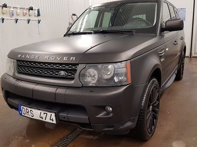 begagnad Land Rover Range Rover Sport TDV6 HSE 245hk