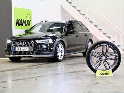 begagnad Audi A6 Allroad quattro 3,0 TDi Q | Sports Ed | Black | Drag | M-Värm