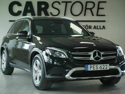 begagnad Mercedes GLC220 GLC4MATIC Farthållare Bluetooth